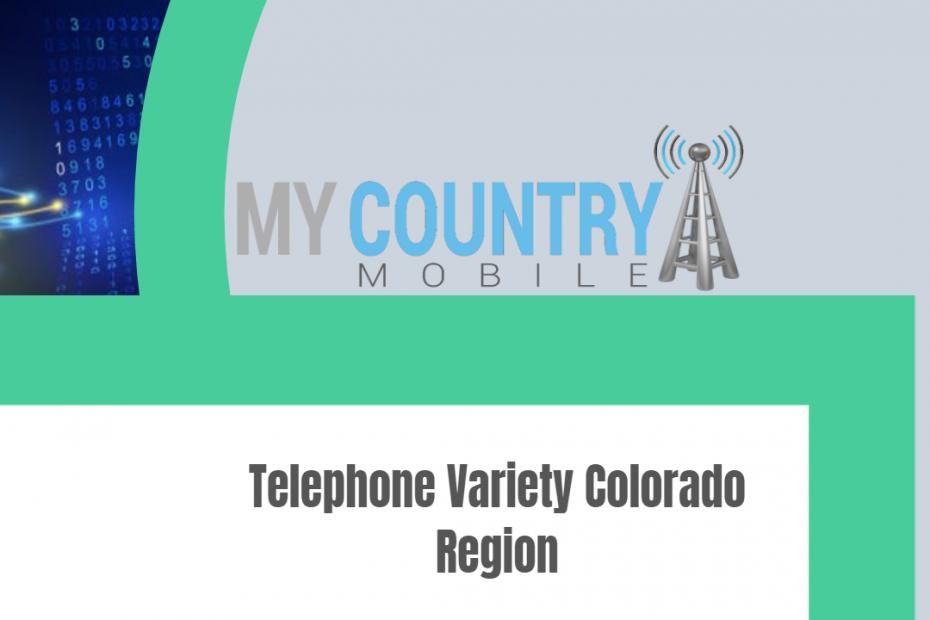 Telephone Variety Colorado Region - My Country Mobile