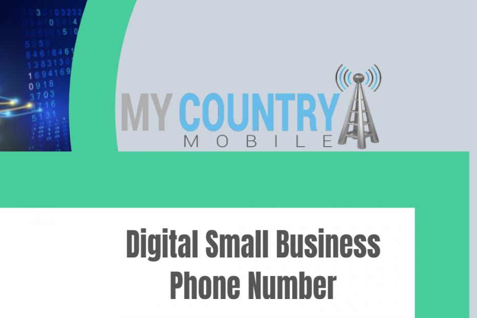 Digital Small Business Phone Number - My Country Mobile