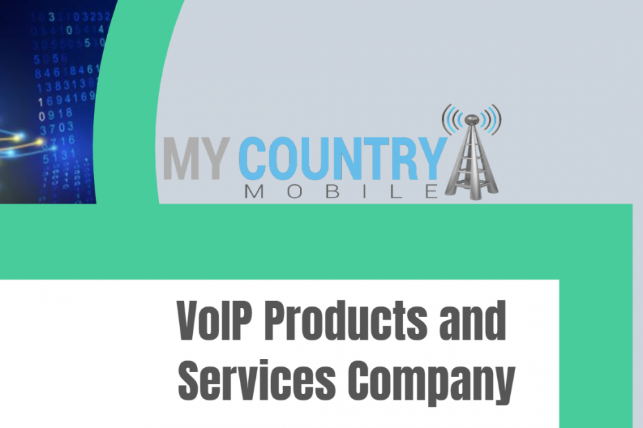 VoIP Products and Services Company - My Country Mobile